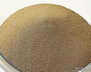 resin-coated sand