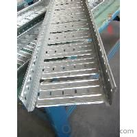 Alu profile Section H cable tray