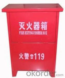 frp cabinet for fire extinguisher, fire box, fire fighting cabinet