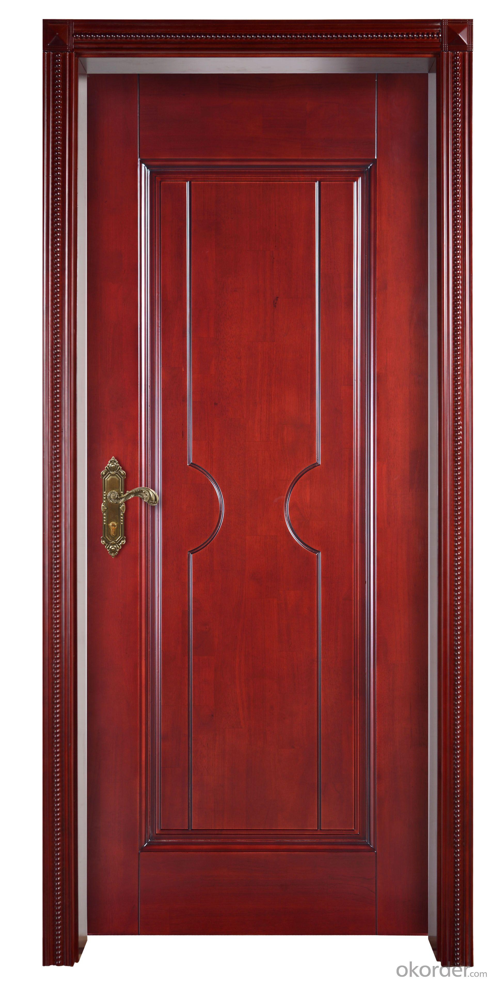 Buy PVC door melamine door wood veneer door mould door Price Size