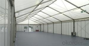 Multi-purpose large tents