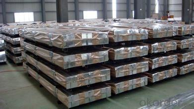 galvanized steel panel