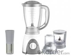 Multi-functional Blender 350W,220-240V,50/60HZ CE,CB,SAA