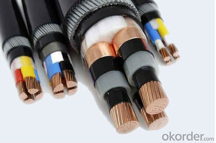 for 16mm2 Cu 0.6/1 kv xlpe insulation power cable