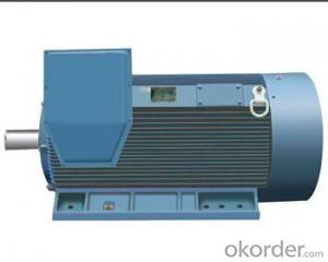 Electric motor AC