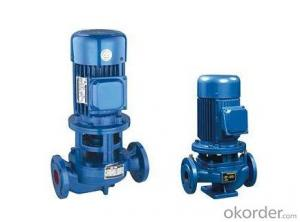 ISG Vertical Centrifugal Water Pumps