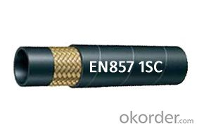 Wire Braided Hydraulic hose EN857 1SC
