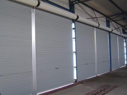 Top Quality Automatic Sectional Garage Door for Sale