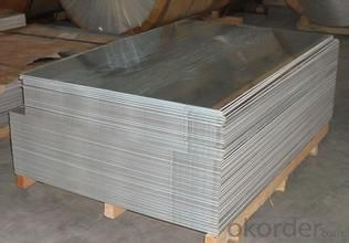 Aluminum sheet and Corrugated Aluminum Sheet  for some aplication