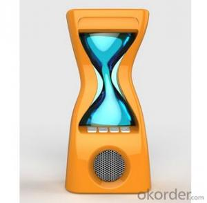 High Power Passive Bass Upflow Sand Mini Speaker
