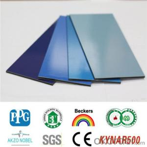 Color Selectable Aluminum Composite Panel
