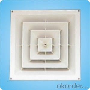HVAC diffuser factory