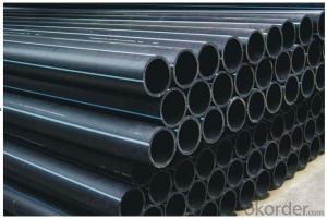 Plastic Pipe-HDPE Water Supply Pipe