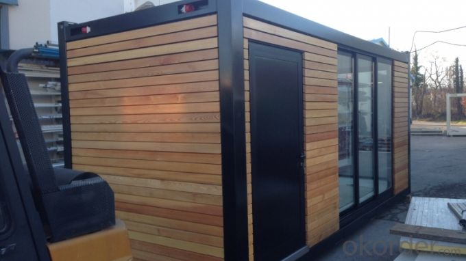 Buy Steel Flat Pack Container House 20ft Size Container