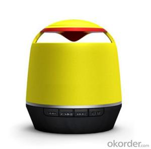 Mini Wireless Bluetooth Speaker with Different Colors and Easy Portable