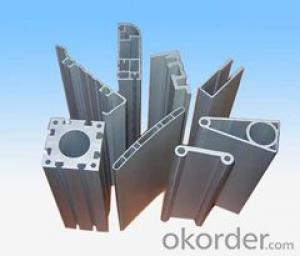 Decoration aluminium extrusion profiles