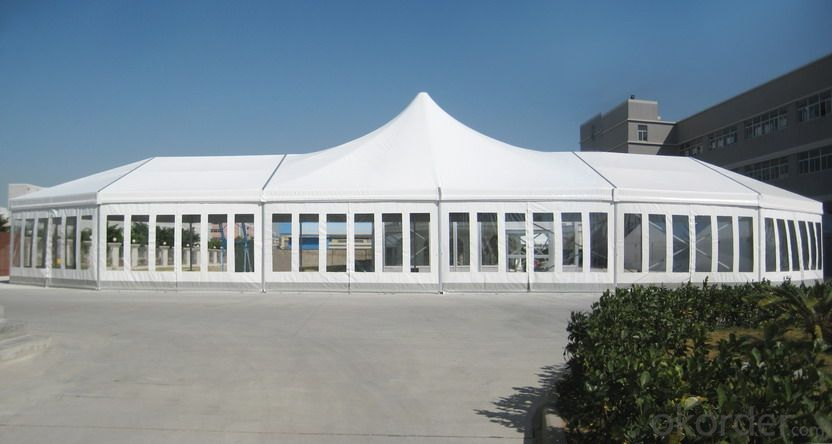 Multi-purpose large tents