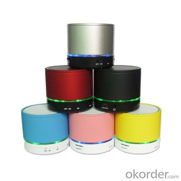 New Arrival Mini Bluetooth Speaker with LED Light