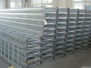 Aluminum Section H cable tray