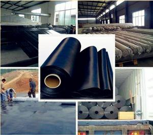HDPE Pond Liner 1mm Geomembrane