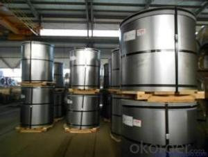 prepainted galvanized steel