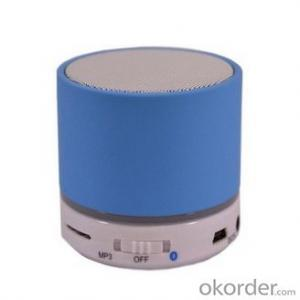 Mini Colorful Rechargeable Stereo Bluetooth Wireless Speaker