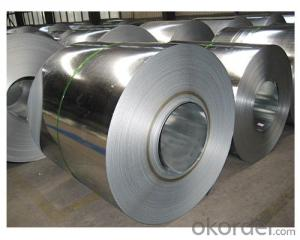 Hot dip galvanized steel coil and sheet