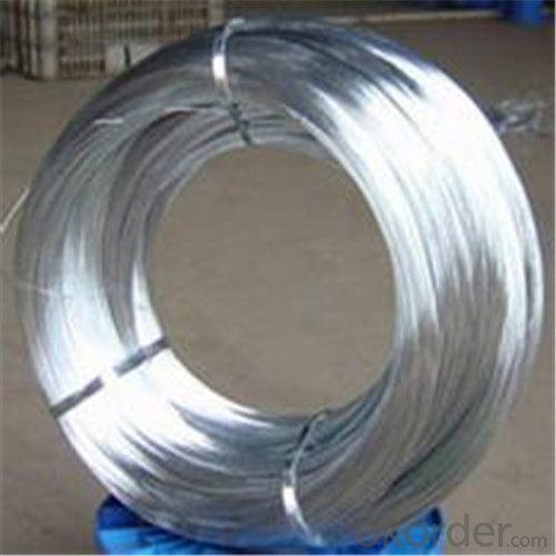 Hot Dipped Galvanised Steel Wire In Small Coil