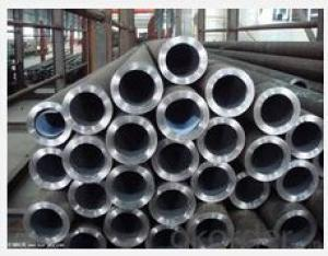 Seamless steel tubes for ships