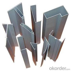 all kinds of surface treatment aluminum profile