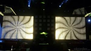 Led Elidy Warm White Light 25*3W For DJ Market