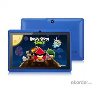 Promotion Tablet PC with 7 Inch Capacitive Multi-Touch Screen, Android 4.2 and WiFi