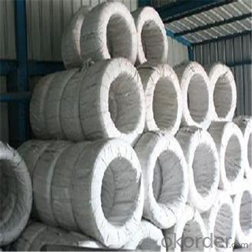 Hot Dip Galvanised Steel Wire In Big Coil