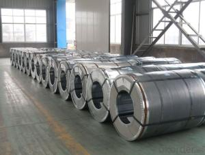 Aluzinc Steel Coil with Anti-finger Print Finish