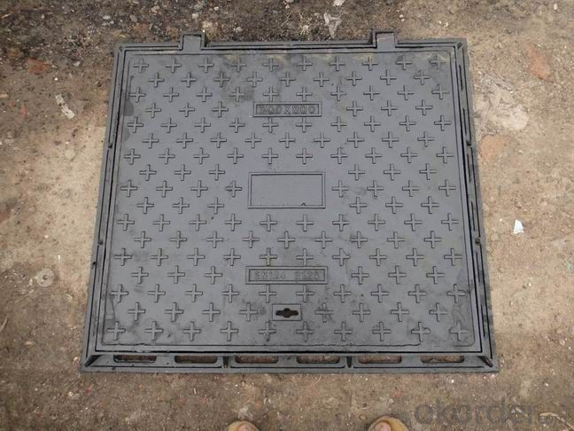 Manhole Cover 100 Made in China on Hot  Sale