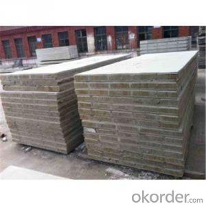 Fiber cement composite wall panel