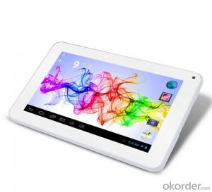 Rk3026 Dual Core Android 4.2 Tablet PC 7inch