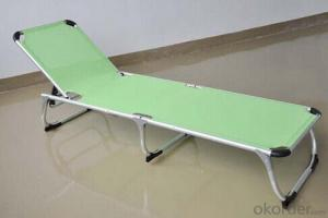 Outdoor Recliner Sun Chair Bed