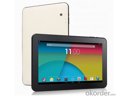 Quad Core CPU Android 4.4 Tablet PC 10.1inch