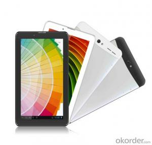 MTK6572 Tablet PC With 3G Phone Function 7 inch