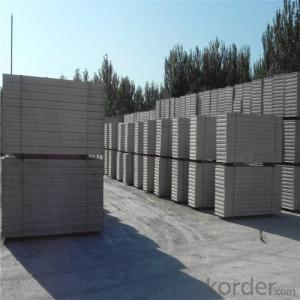 Easy install Fiber cement composite wall panel