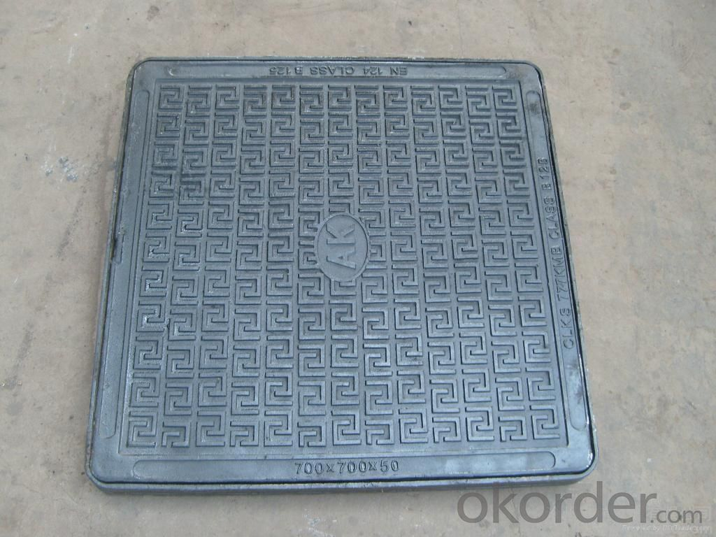 Manhole Cover 111 Made in China on Sale