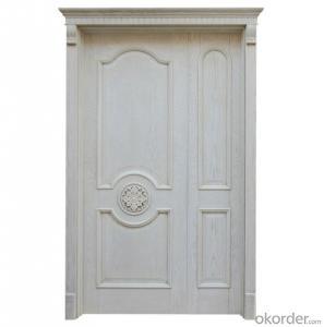 Best seller Security steel door with popular design,single security door