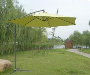 Metal Outdoor Hanging Umbrella