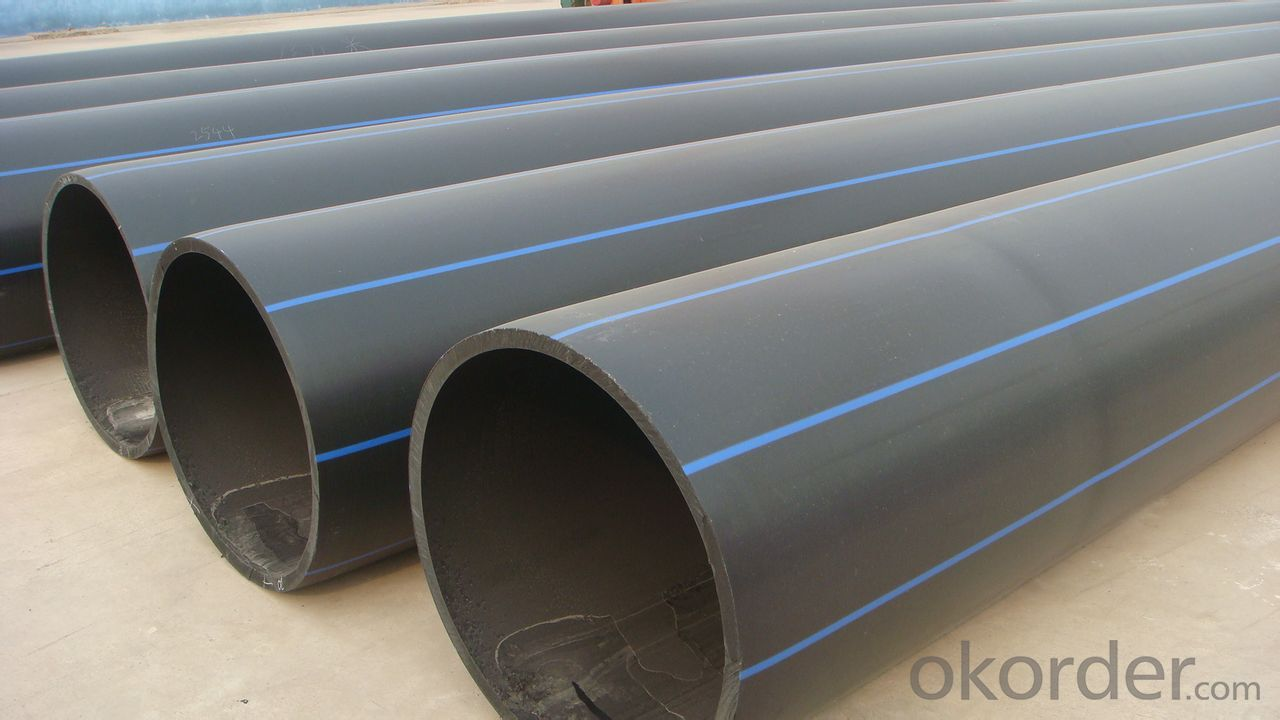 PE GAS PIPE ISO 4427 Made in  China on Sale