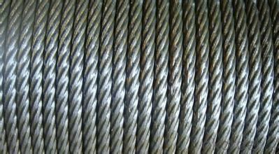 STEEL WIRE ROPE FOR THE LOCK