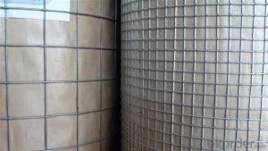 welded wire mesh from factory directly