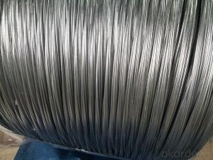 Hot Dip Galvanized Steel Wire For Pvc Coated Wire