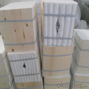 Ceramic Fiber Module 1430 HZ hot sale