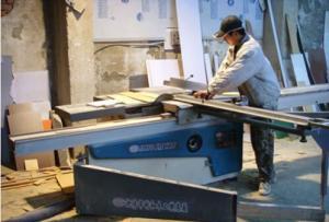 mdf pvc cutting machine
